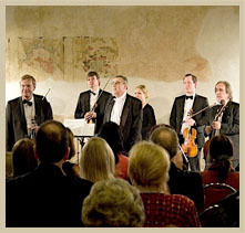 Komorní orchestr Harmony Prague